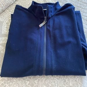 T by Talbots athletic jacket